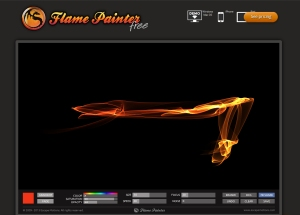 04 - Flame Painter
